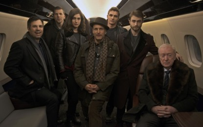Revelan foto del elenco de la pelicula Now You See Me 2: The Second Act