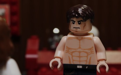 VÍDEO: Fifty Shades of… Lego