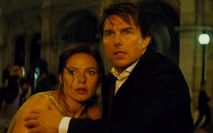 El Anuncio Oficial de Mission: Impossible Rogue Nation