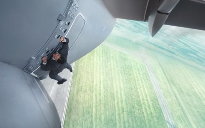 El primer anuncio de Mission: Impossible Rogue Nation