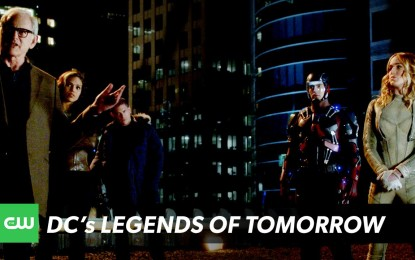 El Primer Anuncio de DC's Legends of Tomorrow