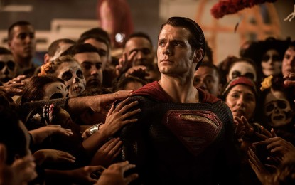 El Nuevo Anuncio Exclusivo de Batman v Superman Dawn of Justice