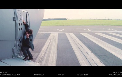 Tom Cruise hace su propios Stunts en Mission Impossible Rogue Nation (Video)