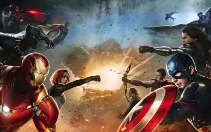 The Avengers Se Dividen en Captain America Civil War