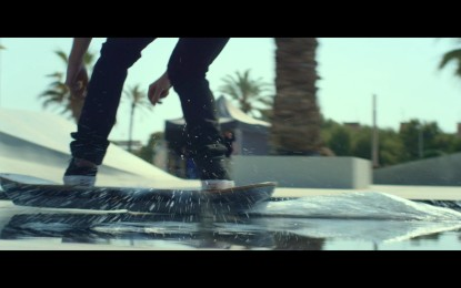Lexus hace la Famosa Hoverboard de Back to the Future 2