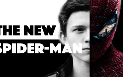 Tom Holland El Nuevo Spider-Man hace su Debut en Captain America Civil War