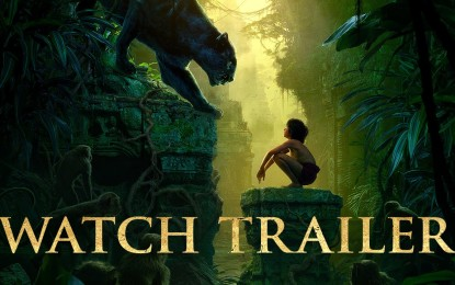 El Primer Anuncio de Walt Disney Pictures The Jungle Book