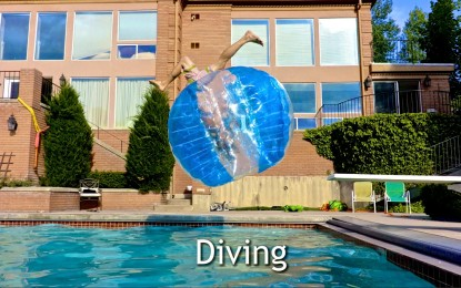 Diversion Total Life In A Bubble (Video)