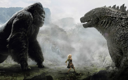 Confirman Godzilla vs. King Kong para el 2020