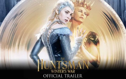 El Anuncio Oficial de The Huntsman Winter's War