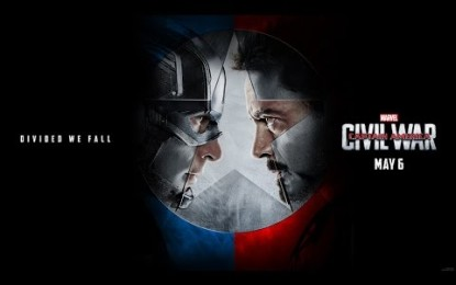 El Primer Anuncio de Marvel Captain America Civil War