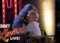 Harrison Ford  hace las pases con Chewbacca antes que salga Star Wars The Force Awakens (Video)