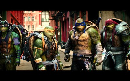 El Primer Anuncio de Teenage Mutant Ninja Turtles Out of the Shadows