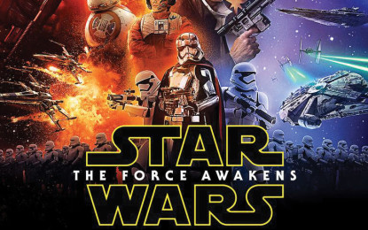 Exclusivo Chinese Anuncio de Star Wars The Force Awakens