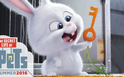 El Primer Anuncio The Secret Life of Pets la Nueva Pelicula de Animacion de Universal Pictures