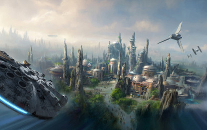 Harrison Ford elegido para Revelar los Secretos de Star Wars Land