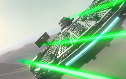 El Anuncio del Juego Lego Star Wars The Force Awakens