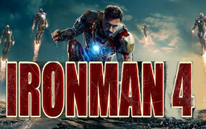 Robert Downey Jr podría regresar para Iron Man 4