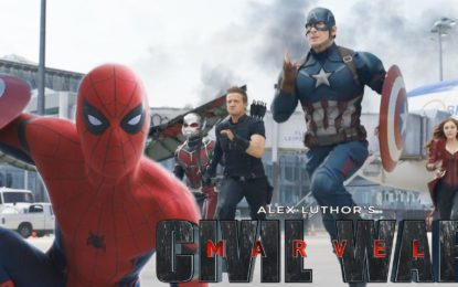 Marvel Civil War Fan Trailer