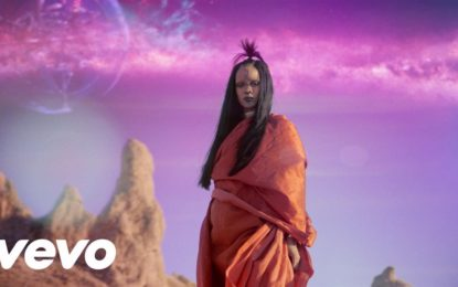 El Video Musical de Rihanna Sledgehammer de la Pelicula Star Trek Beyond