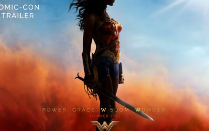El Primer Anuncio Exclusivo de Wonder Woman