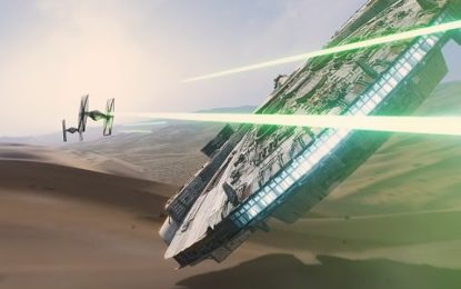 Industrial Light & Magic Revela los Efectos Especiales de Star Wars: The Force Awakens (Video)