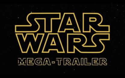 Star Wars Mega Fan Trailer (Video)
