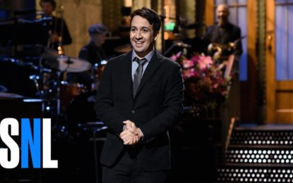 El Famoso Boricua Lin-Manuel Miranda hace Historia en Saturday Night Live (Video)