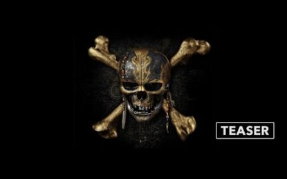 El Primer Anuncio de Pirates of the Caribbean Dead Men Tell No Tales