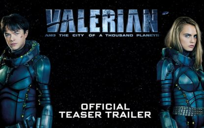 El Primer Anuncio de Valerian and the City of a Thousand Planets