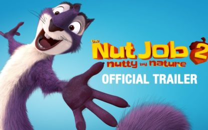 El Anuncio Oficial de la Pelicula de Animacion The Nut Job 2: Nutty by Nature