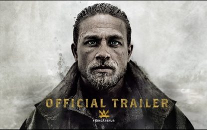 El Anuncio Exclusivo de King Arthur: Legend of the Sword