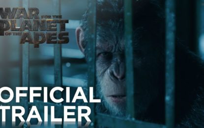 El Anuncio Oficial de War for the Planet of the Apes