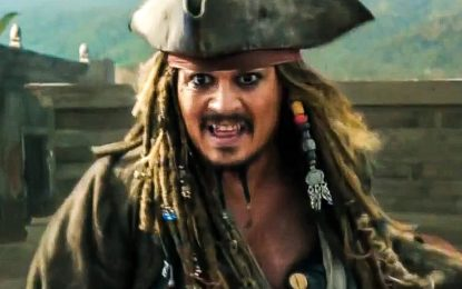 El Nuevo Anuncio de Pirates of the Caribbean Dead Men Tell No Tales