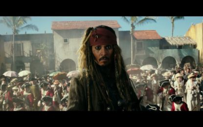El Nuevo Anuncio Exclusivo de Pirates of the Caribbean Dead Men Tell No Tales