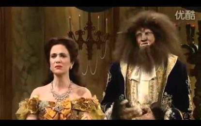 Saturday Night Live hace Parodia de Beauty and the Beast (Video)