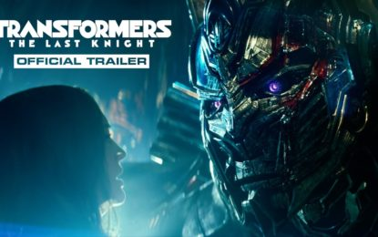 El Anuncio Oficial de Transformers The Last Knight