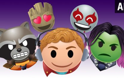 Disney hace la Pelicula de Guardians of the Galaxy Vol. 1 Estilo Emoji
