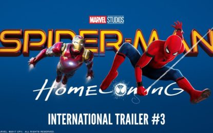 El Anuncio Internacional de Marvel Studios Spider-Man: Homecoming