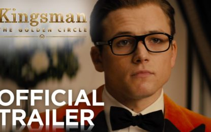 El Anuncio Oficial de la Nueva Pelicula de Accion Kingsman: The Golden Circle