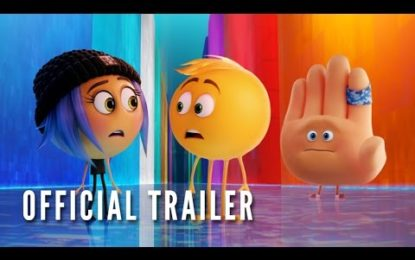 El Anuncio Oficial de la Pelicula The Emoji Movie