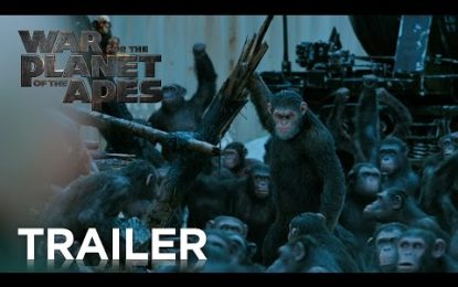 El Nuevo Anuncio de War for the Planet of the Apes