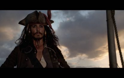 La Historia Cinematografica de Walt Disney Pictures Pirates of the Caribbean (Video)