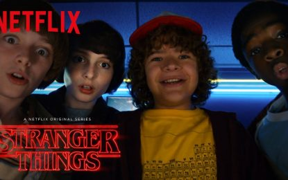El Anuncio Oficial de Stranger Things Season 2