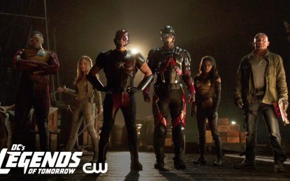 El Anuncio del Season 3 de DC's Legends of Tomorrow