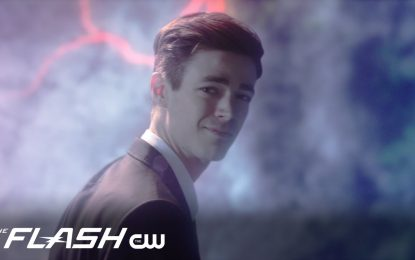 El Anuncio del Season 4 de la Serie The Flash