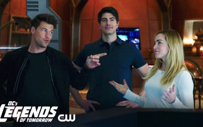 El Nuevo Anuncio del Season 3 de DC's Legends of Tomorrow