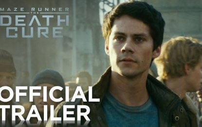 El Anuncio Oficial de Maze Runner 3: The Death Cure