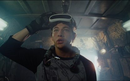 El Anuncio Oficial de Ready Player One