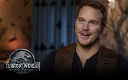 El Behind The Scenes de Jurassic World 2 Fallen Kingdom